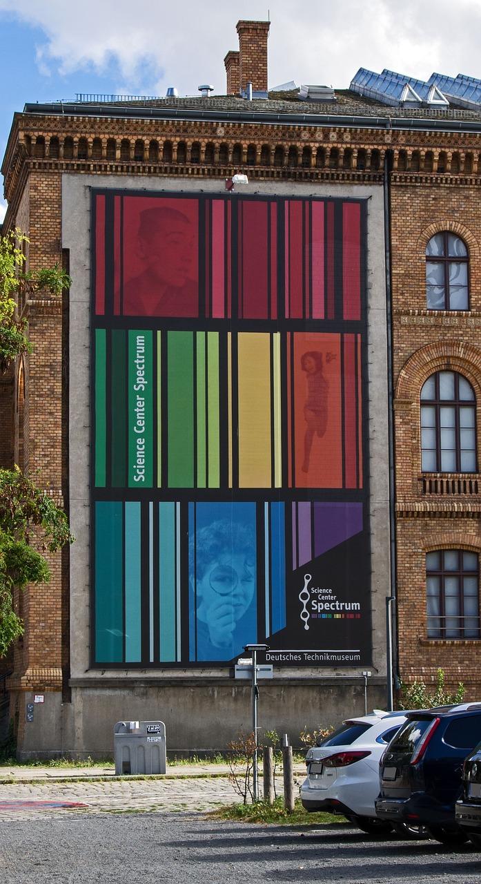 poster, museum, advertising